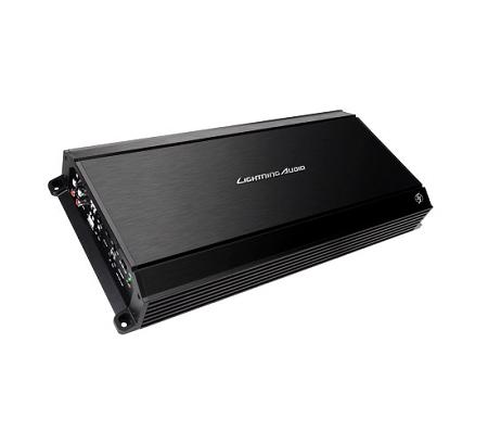 LIGHTNING AUDIO L-4600 1,200 Watt Class-AB 4-Channel Amplifier