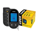 Viper LCD 2-Way Security + Remote Start System 5706V
